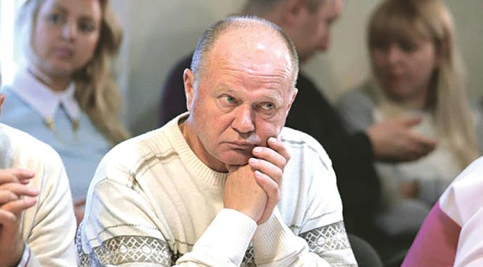 Фермер Геннадий Моисеев