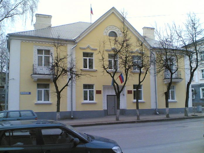 Псковская городская дума