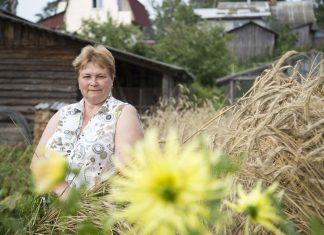 Светлана Романовна Василькова.